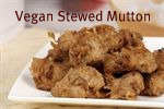 Vegan Stewed Mutton